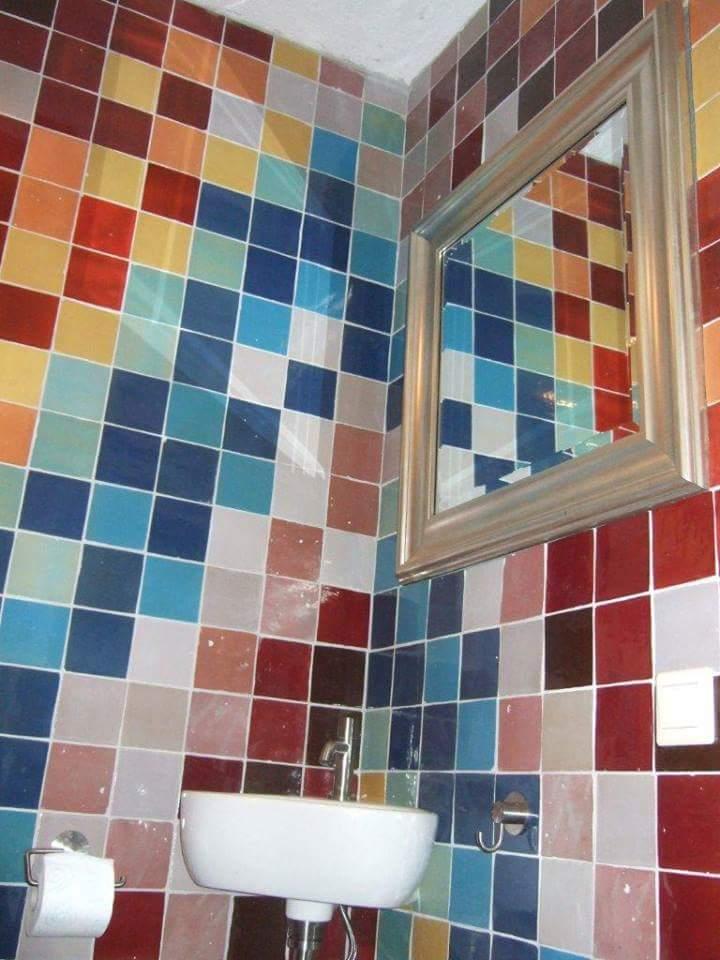Marokkaanse zelliges portugese tegels tegelaer - Tegel patroon badkamer ...